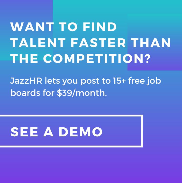 Talent Acquisition CTA