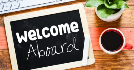 6 Creative Ways to Welcome a New Hire