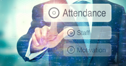 Clocking into Attendance Automation with Time Rack®