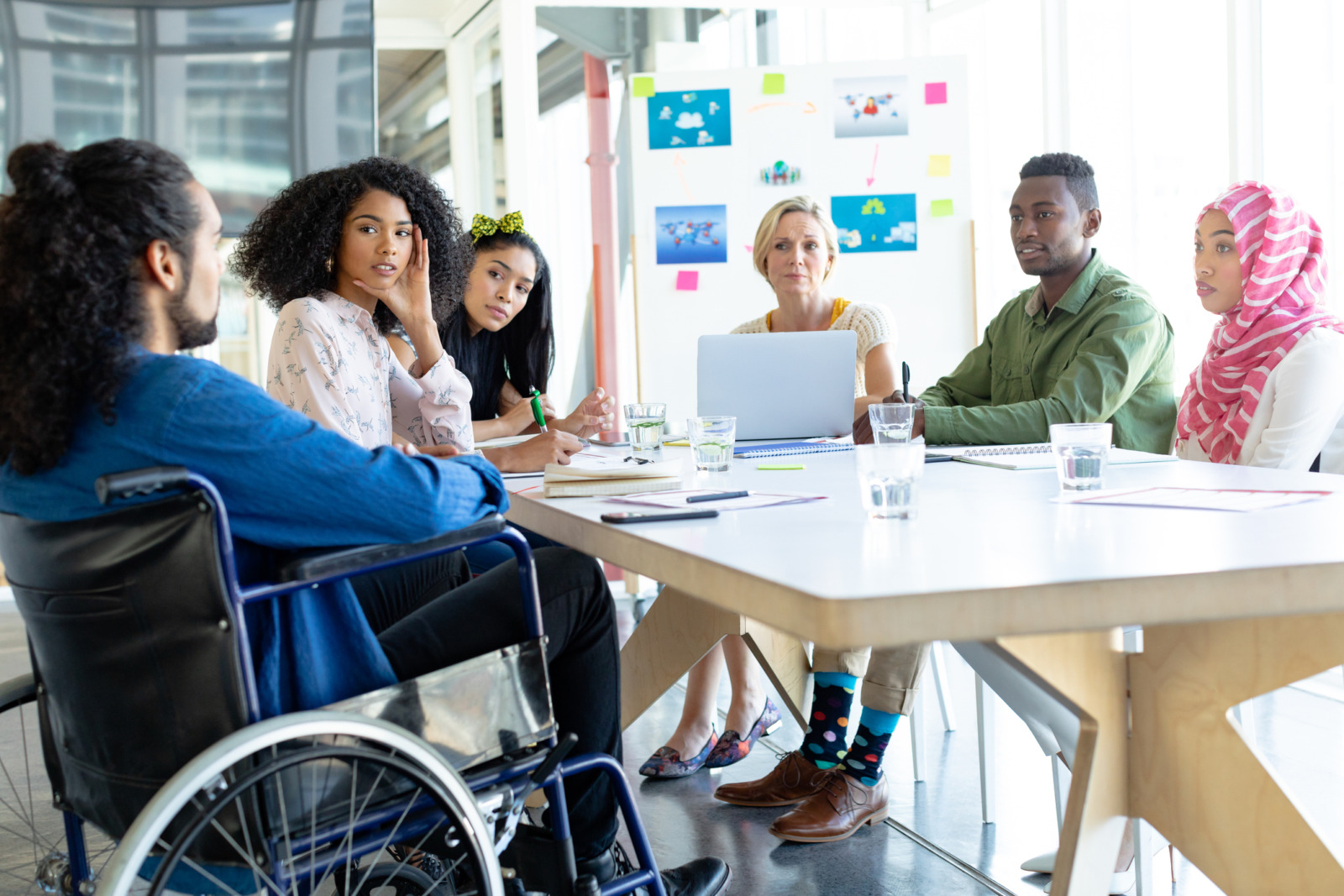 Embracing Uncomfortable Conversations to Promote Diversity and Inclusion in the Workplace