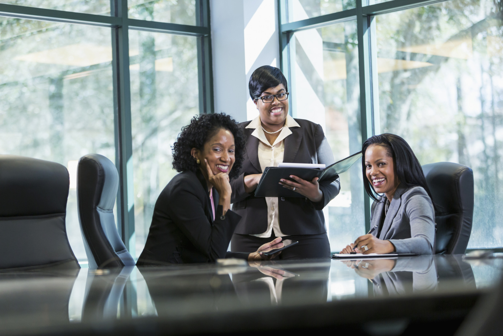 How to Ensure Women and Minorities are Represented in Your Leadership