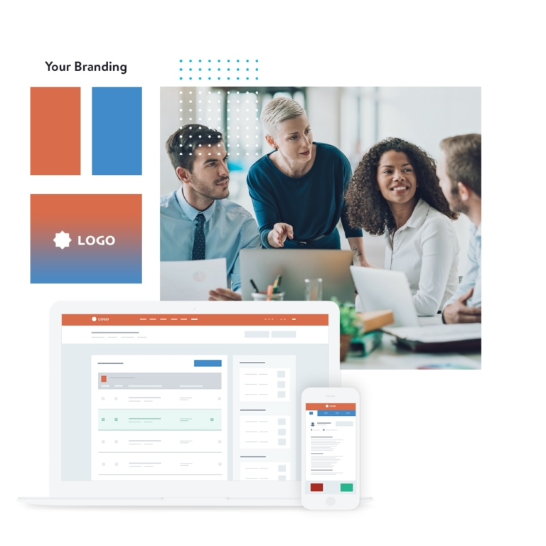 Custom-Branded Recruiting Software