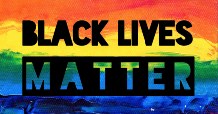 Embracing Discomfort: Why I Think BLM Should Be Our Focus During Pride Month
