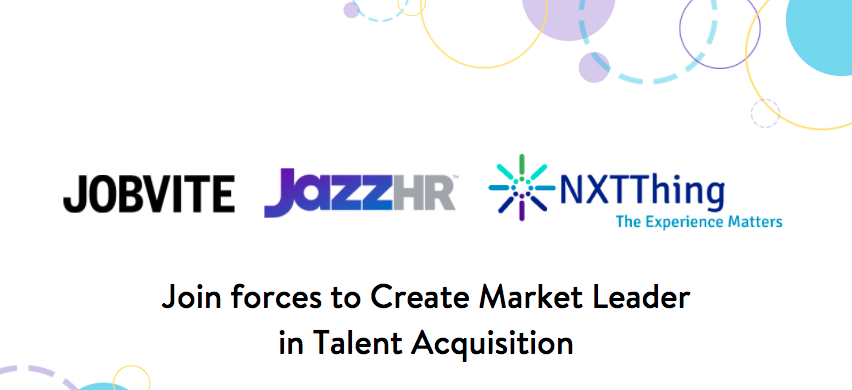 JazzHR is Joining Forces with Jobvite and NXTThing RPO