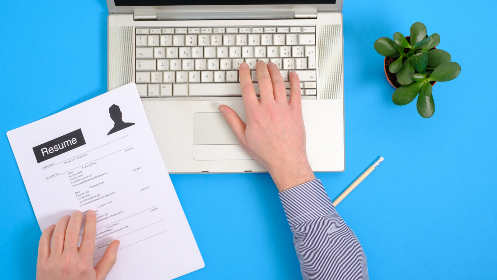 Streamline your job application as much as possible to increase conversion.