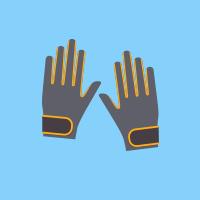 gloves diving image