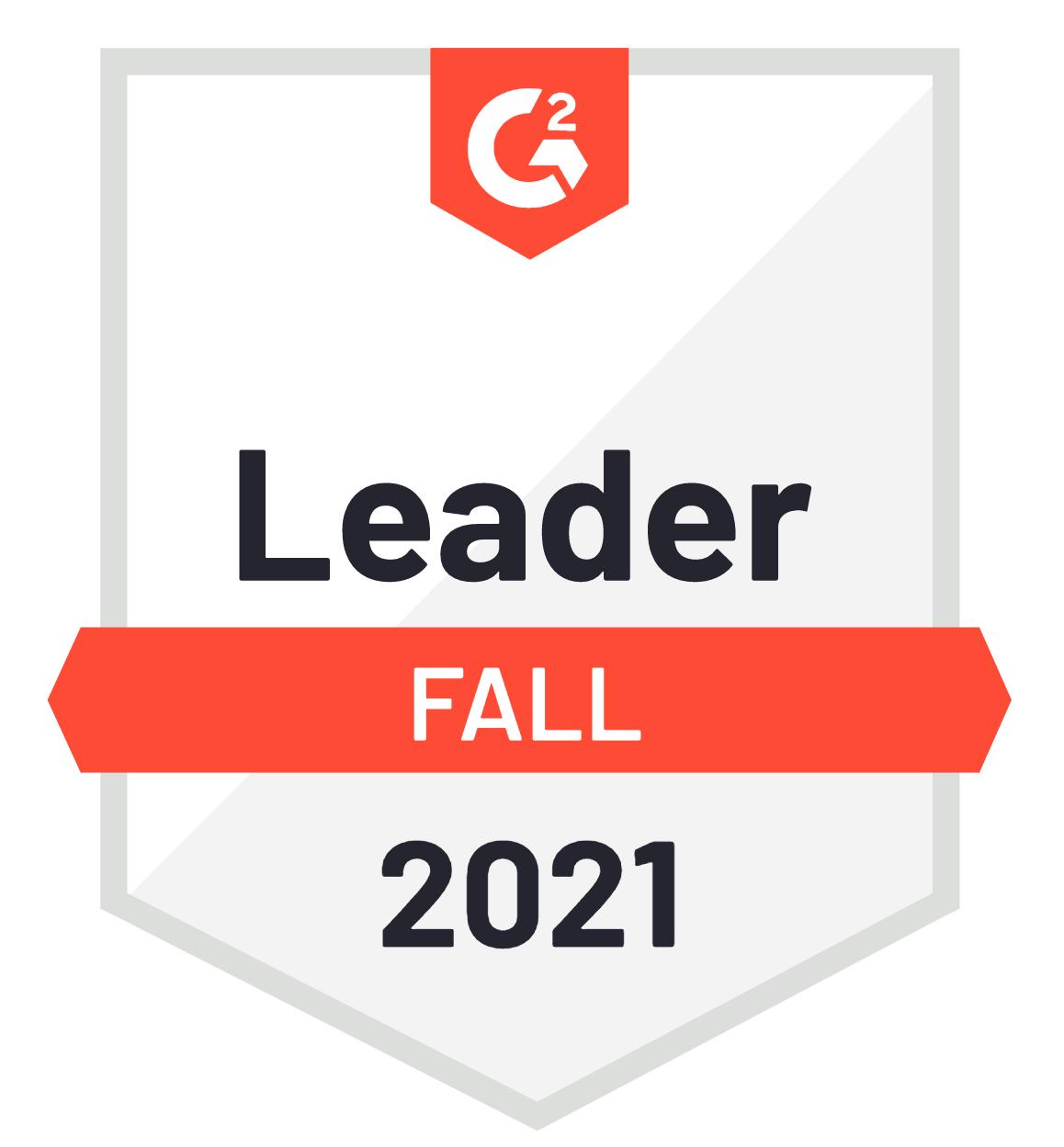 G2 Fall 2021 Leader